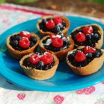 Mixed Berry Tarts