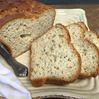 Rosemary Herb Bread or Traditional Bread