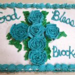 Baptism/Communion Cake