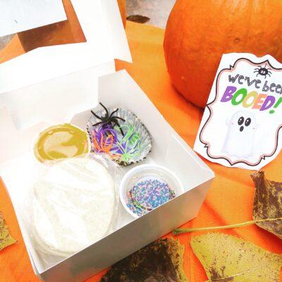 Halloween Boo Boxes