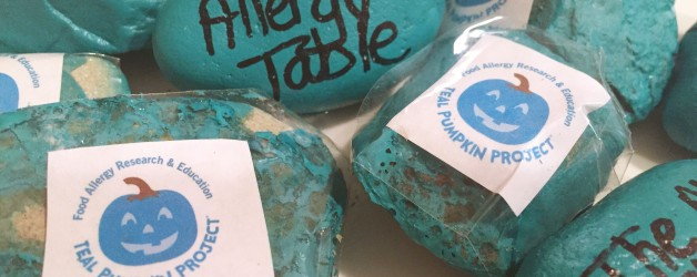 Teal Rocks!! The Allergy Table Launches Food Allergy Awareness Campaign!