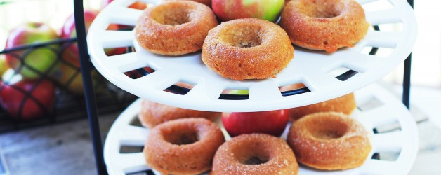 Cider Mill Style Donuts